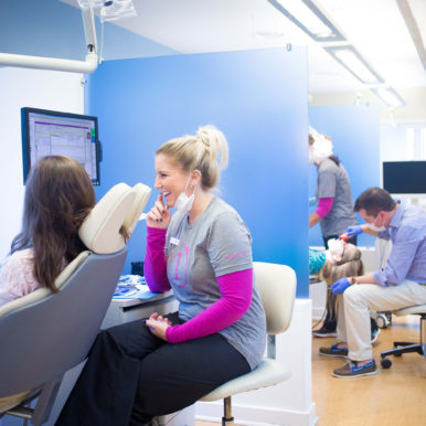 Innovative Orthodontics South New Jersey iortho.com 207 386x386 Innovative Orthodontics   iOrtho Smiles