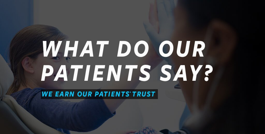 what-do-our-patients-say-we-earn-our-patients-trust Innovative Orthodontics - South and Central Jersey Braces & Invisalign - Sicklerville, Woolwich Township, Mullica Hill, and Mt. Laurel