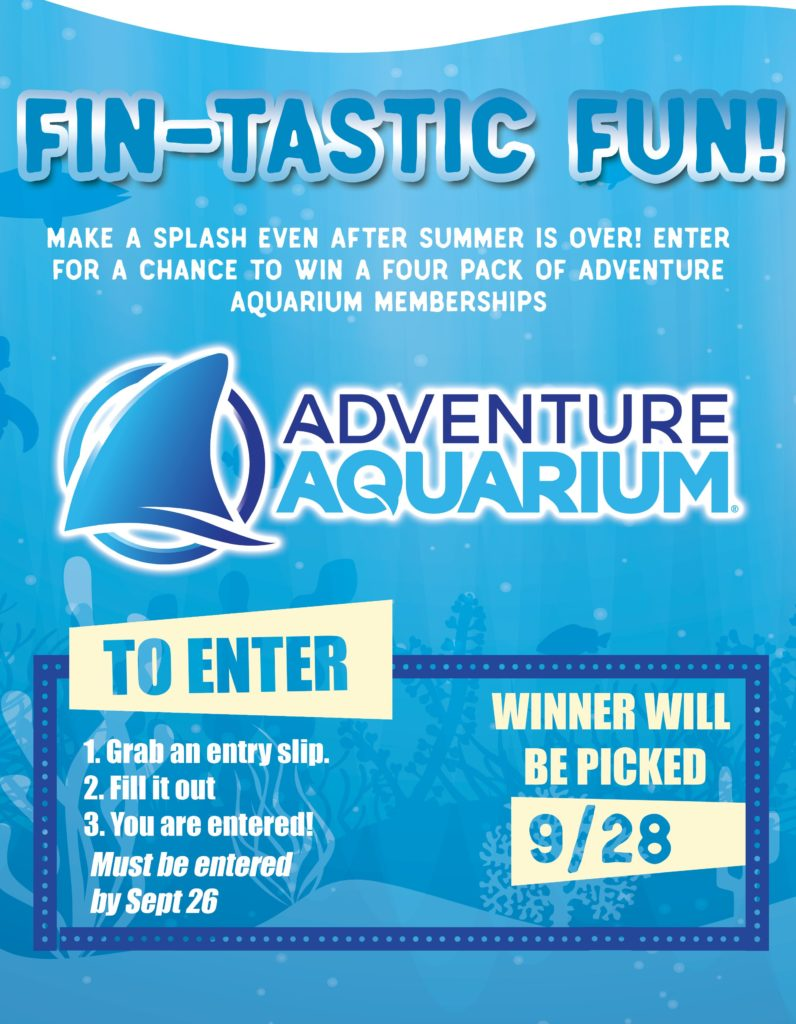 Aquarium_Giveaway-796x1024 Contest #3: Win A Family Four Pack to Adventure Aquarium!